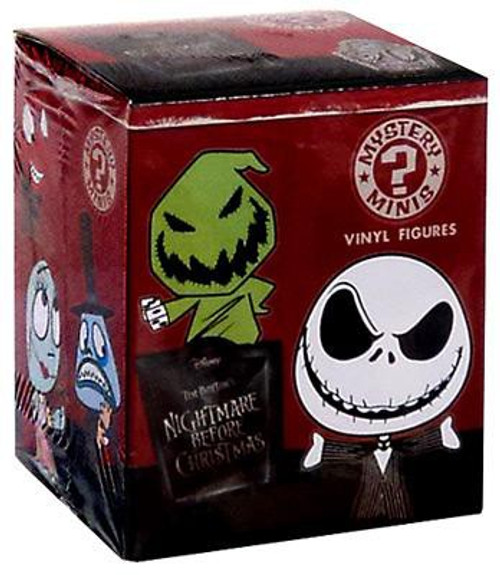 Funko Nightmare Before Christmas Mystery Minis NBX Series 1 Mystery Pack