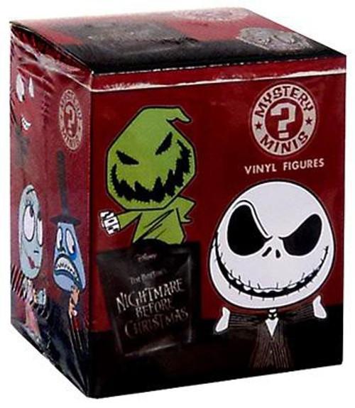 Funko Nightmare Before Christmas Mystery Minis NBX Series 1 Mystery Pack [1 RANDOM Figure]