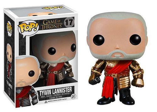 Funko Game of Thrones POP! TV Tywin Lannister Vinyl Figure #17 [Gold Armor]