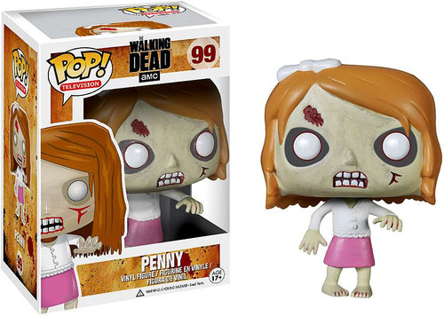 Funko The Walking Dead POP! TV Penny Vinyl Figure #99
