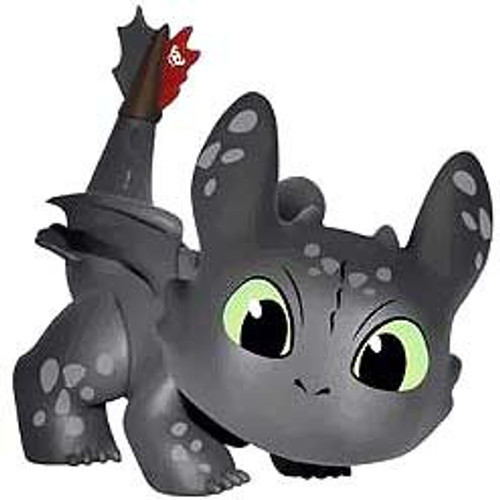 Funko How to Train Your Dragon Mystery Minis Toothless 2-Inch Mystery Minifigure [Loose]