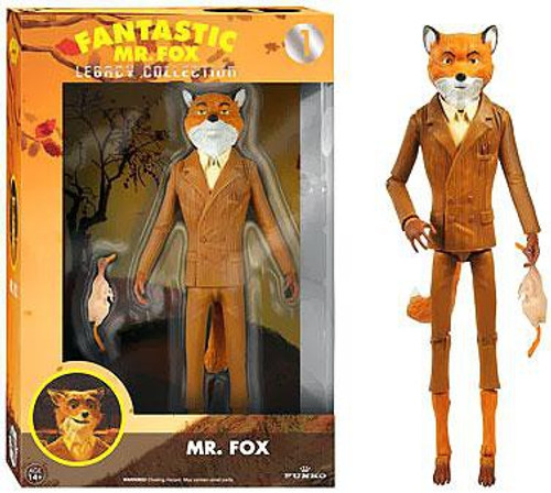 Funko Fantastic Mr. Fox Legacy Collection Mr. Fox Action Figure #1