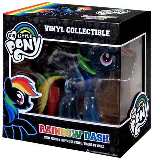 Funko My Little Pony Rainbow Dash Vinyl Figure [Translucent Glitter Variant]