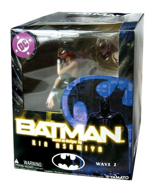 Batman Kia Asylum Series 2 Poison Ivy Action Figure