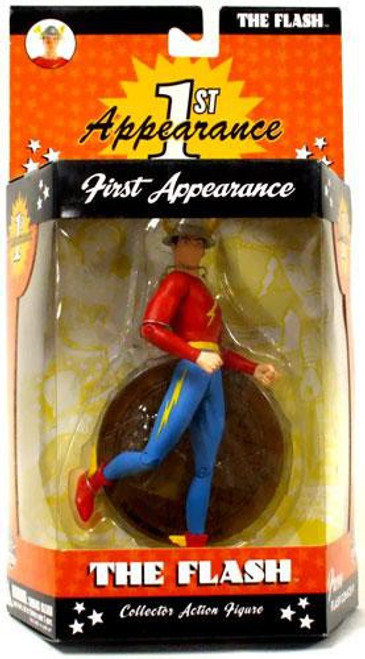 DC First Appearance Series 1 The Flash Action Figure