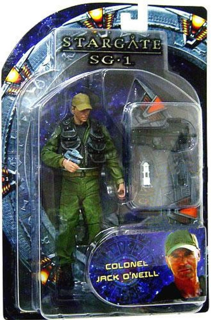 Stargate SG-1 Series 1 Jack O'Neill Action Figure [Colonel]