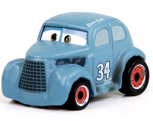 Disney Cars Die Cast Mini Racers River Scott Car [Loose]