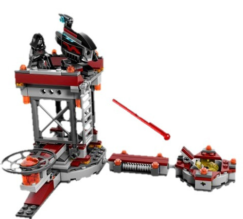 LEGO Marvel Guardians of the Galaxy Mining Station [No Minifigures Loose]