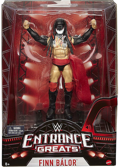 WWE Wrestling Entrance Greats Finn Balor Action Figure
