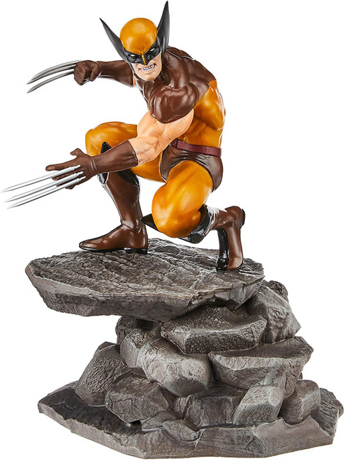 Marvel Gallery Wolverine 9-Inch Collectible PVC Statue (Pre-Order ships August)