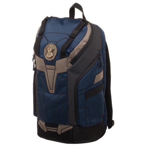 Marvel Avengers Infinity War Thanos Rear Zip Backpack