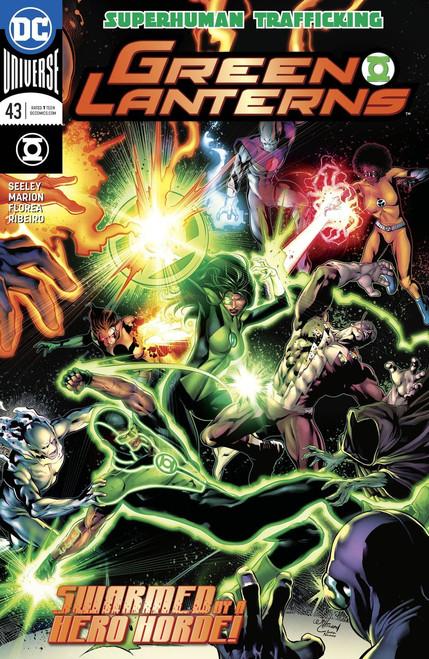 DC Green Lanterns #43 Comic Book