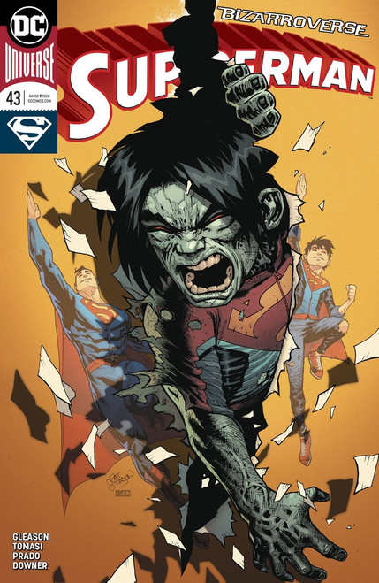 DC Superman #43 Comic Book