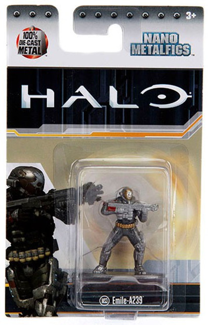 Halo Nano Metalfigs Emile-A239 Diecast Figure MS3
