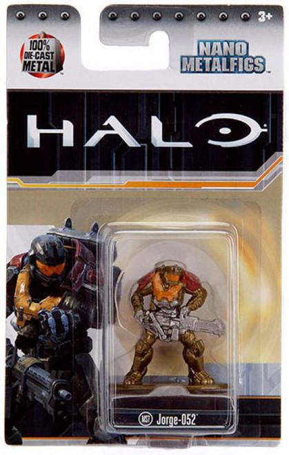 Halo Nano Metalfigs Jorge-052 Diecast Figure
