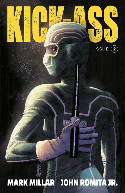 Image Comics Kick-Ass #2 Comic Book [Cover A Romita Jr]