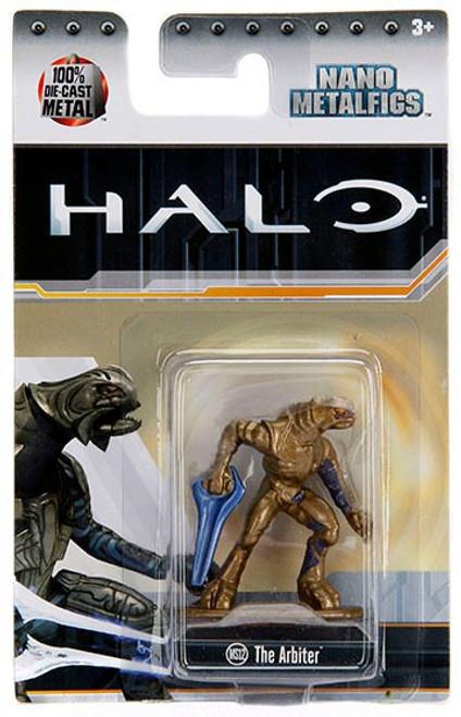 Halo Nano Metalfigs The Arbiter Diecast Figure MS12