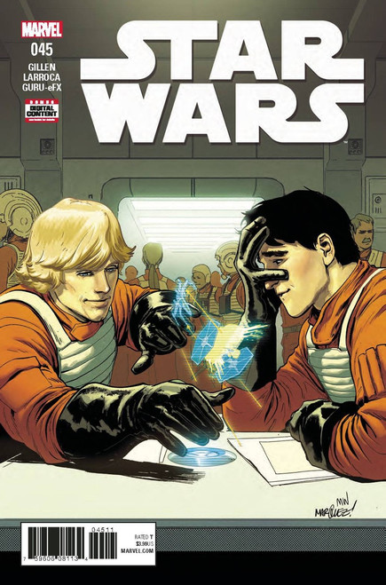 Star Wars #45 Comic Book