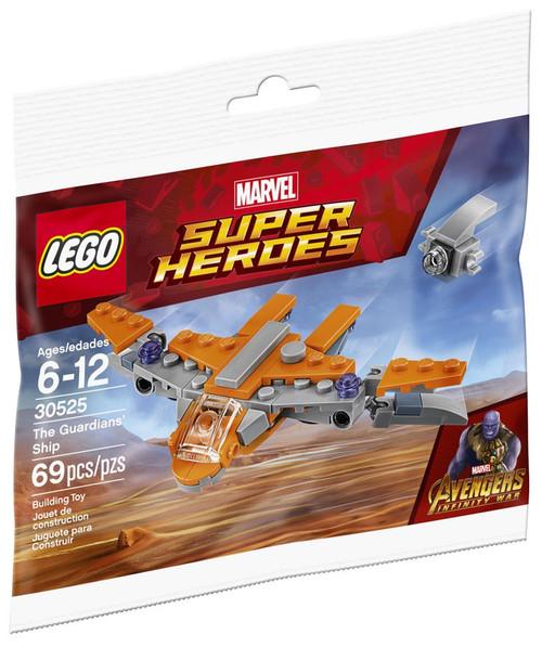 LEGO Marvel Super Heroes The Guardians' Ship Set #30525