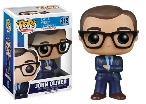 Funko Last Week Tonight John Oliver Vinyl Figure #312