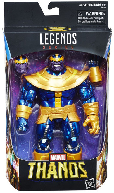 Avengers Infinity War Marvel Legends Thanos Exclusive Action Figure