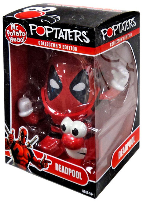 Marvel Pop Taters Deadpool Mr. Potato Head