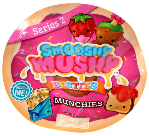 Smooshy Mushy Besties Series 2 Munchies Mystery Pack