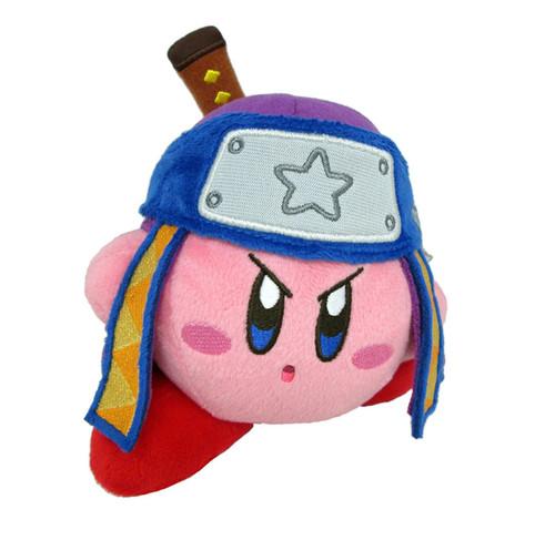 Kirby's Adventure Ninja 2 5-Inch Plush