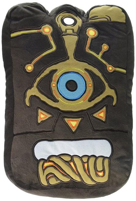 The Legend of Zelda Breath of the Wild Sheikah Slate Cushion 12-Inch Plush