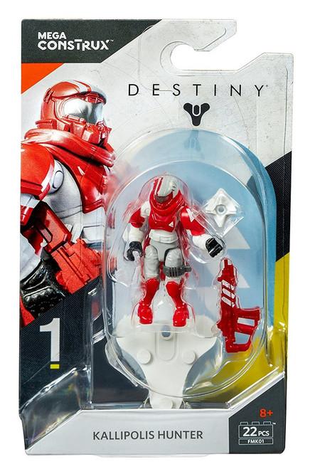 Destiny Heroes Series 1 Kallispolis Hunter Mini Figure