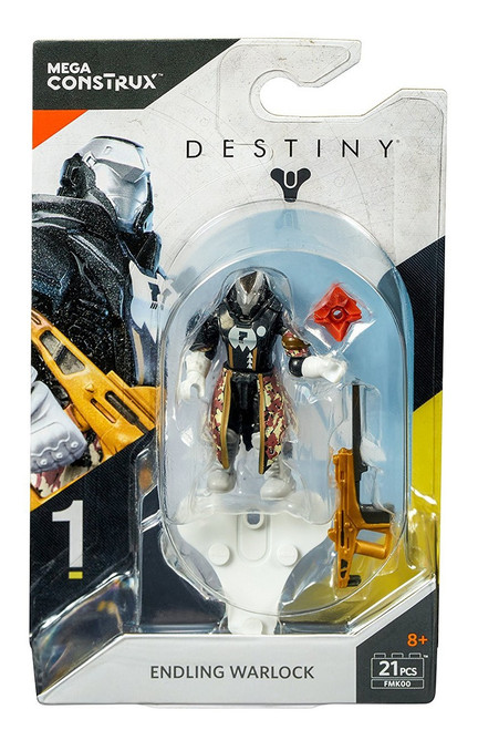 Destiny Heroes Series 1 Endling Warlock Mini Figure