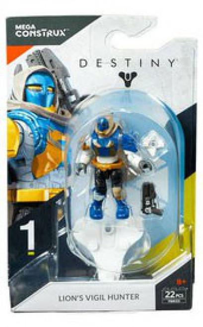 Destiny Heroes Series 1 Lions Vigil Hunter Mini Figure
