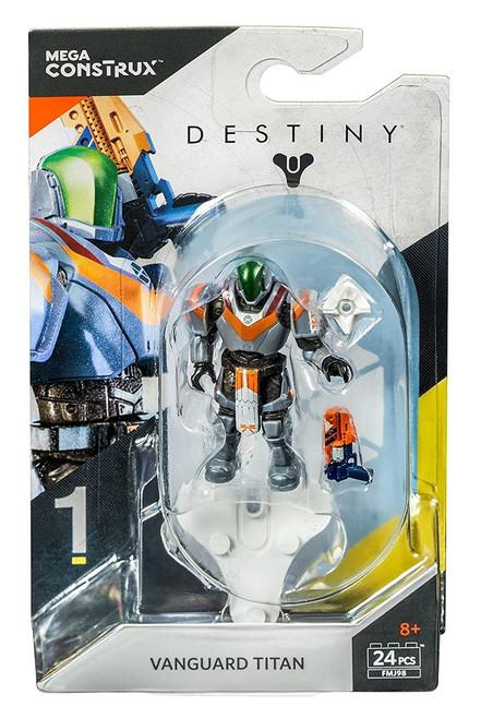 Destiny Heroes Series 1 Vanguard Titan Mini Figure