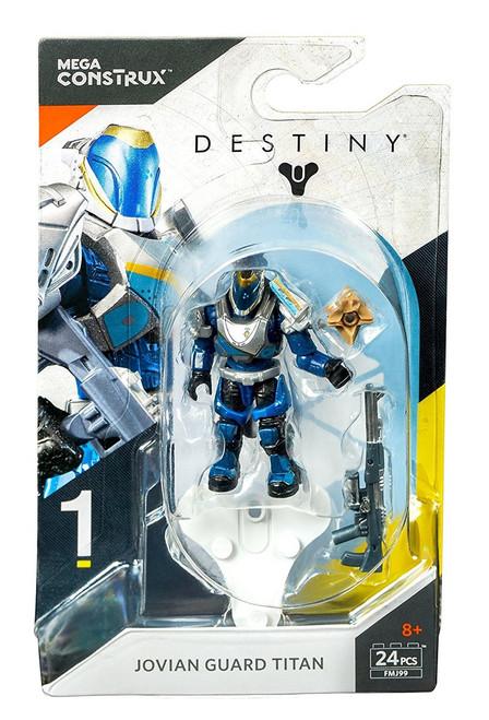 Destiny Heroes Series 1 Jovian Guard Titan Mini Figure