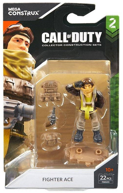 Call of Duty Specialists Series 2 Fighter Ace Mini Figure