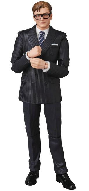 "Kingsman: The Secret Service MAFEX Gary ""Eggsy"" Unwin Action Figure"
