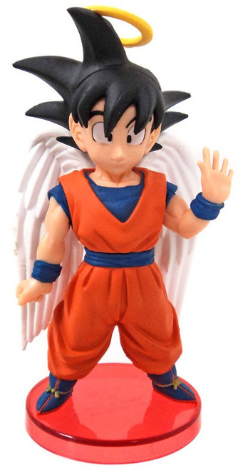 Dragon Ball Z WCF Goku 2.5-Inch Mystery Mini #2-10 [Loose]