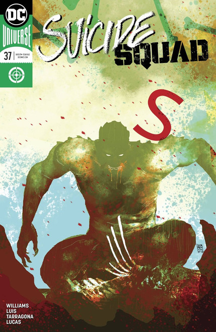 DC Suicide Squad #37 Comic Book [Variant Cover]
