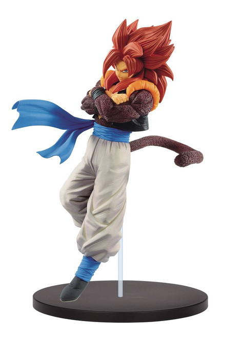 Dragon Ball GT FES!! Super Saiyan 4 Gogeta 7.9-Inch Collectible PVC Figure