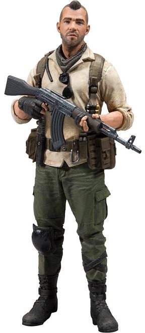 McFarlane Toys Call of Duty Series 1 John 'Soap' MacTavish Action Figure