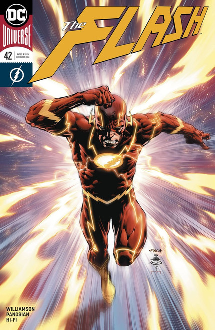 DC The Flash #42 Comic Book [Variant Cover]