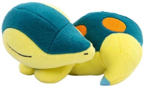Pokemon Cyndaquil Exclusive 8-Inch Plush [Sleeping]