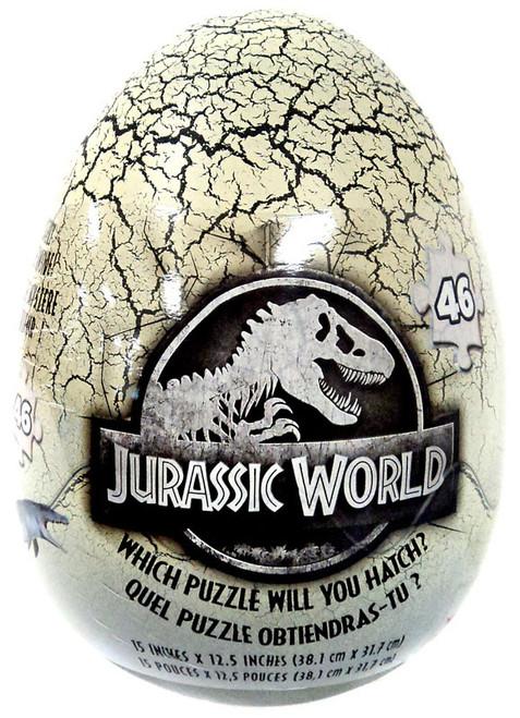 Fallen Kingdom Jurassic World 46 Piece Puzzle