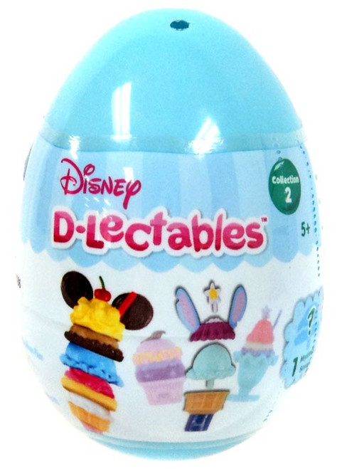 Disney D-Lectables Collection 2 Easter Egg Mystery Pack