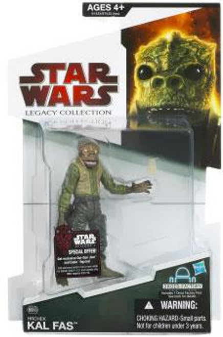 Star Wars A New Hope 2009 Legacy Collection Droid Factory Hrchek Kal Fas Action Figure #33