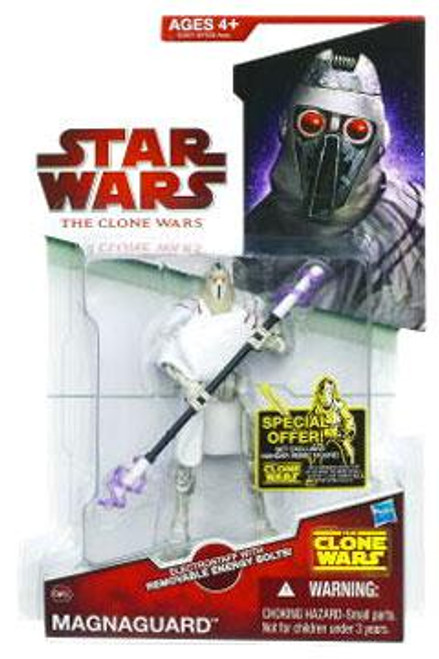 Star Wars The Clone Wars 2009 Magnaguard Action Figure CW49