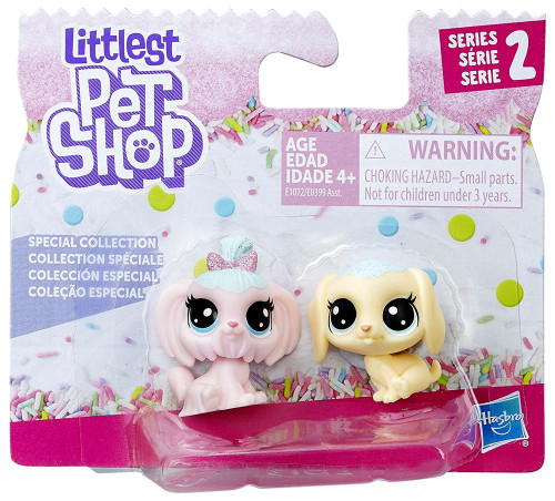 Littlest Pet Shop Special Collection Series 2 Pastry Beaglet & Jammy Lapdog 2-Pack [Dogs]
