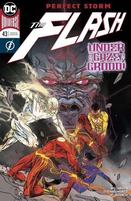 DC The Flash #43 Comic Book