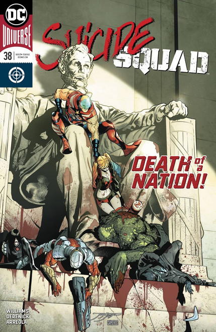 DC Suicide Squad #38 Comic Book