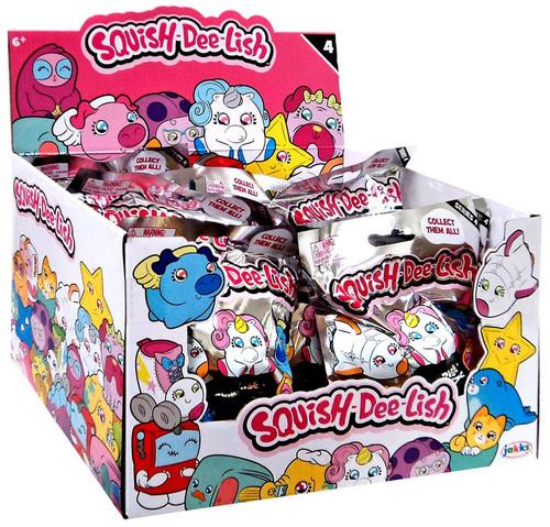 Squish-Dee-Lish Series 4 Mystery Box [12 Packs]